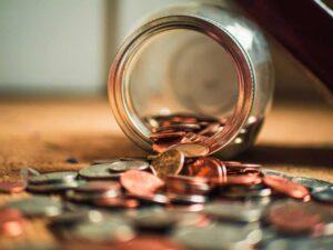 אוסף מטבעות - המחשת משכנתא